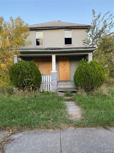 3046 Drexel Street, Detroit, MI 48215 - MLS#: 219104796