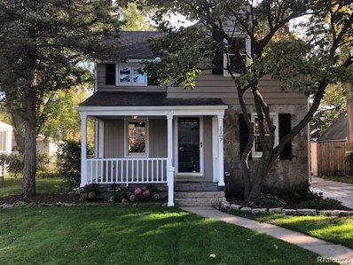 1107 Lawndale Drive, Royal Oak, MI 48067 - MLS#: 219104846