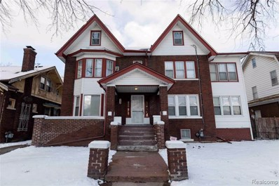 720 Lakewood Street, Detroit, MI 48215 - MLS#: 219105787
