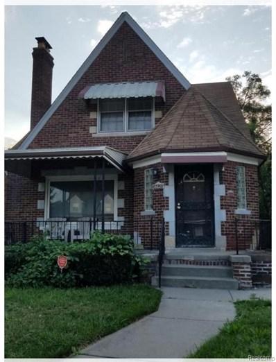 16827 Biltmore St, Detroit, MI 48235 - MLS#: 219107283