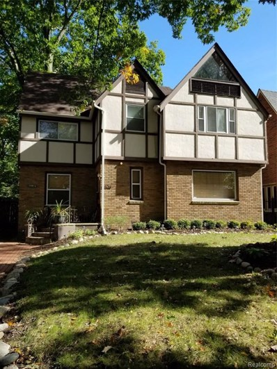 18014 Parkside Street, Detroit, MI 48221 - MLS#: 219107428