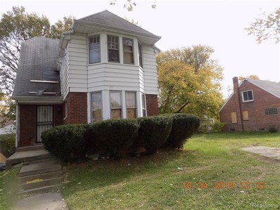 15340 Stout Street, Detroit, MI 48223 - MLS#: 219109264