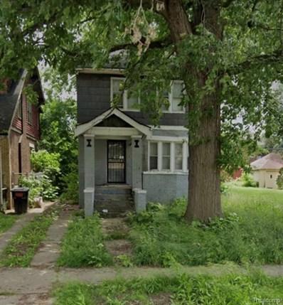 2025 Collingwood, Detroit, MI 48206 - MLS#: 219109654