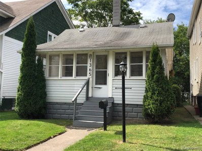 1365 Wayburn Street, Grosse Pointe Park, MI 48230 - MLS#: 219109809