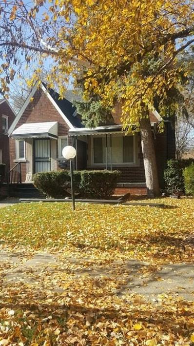19347 Stansbury Street, Detroit, MI 48235 - MLS#: 219110864