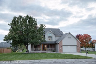 5045 Wyndemere Square, Mundy Twp, MI 48473 - #: 219111045