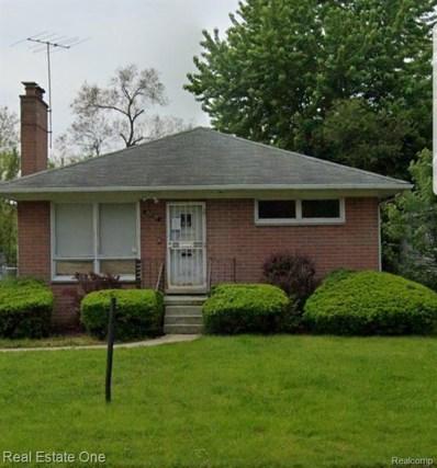 20135 Woodingham Drive, Detroit, MI 48221 - MLS#: 219111054