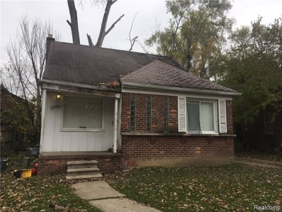 19496 Braile Street, Detroit, MI 48219 - MLS#: 219113019