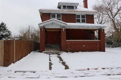 629 Lakewood Street, Detroit, MI 48215 - MLS#: 219114307