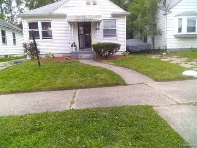 14615 Roselawn Street, Detroit, MI 48238 - MLS#: 219114604