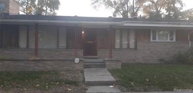 19817 Woodingham Dr Drive, Detroit, MI 48221 - MLS#: 219114944