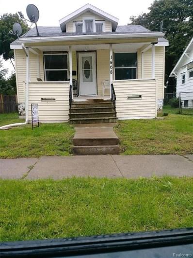 1408 Maple Avenue, Jackson, MI 49203 - MLS#: 219115015