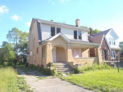 13812 Glenwood Street, Detroit, MI 48205 - MLS#: 219115090