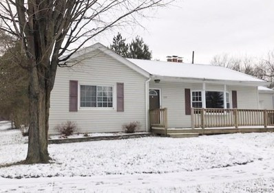 515 Riddle Street, Howell, MI 48843 - #: 219115436