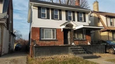 2056 Collingwood Street, Detroit, MI 48206 - MLS#: 219115921