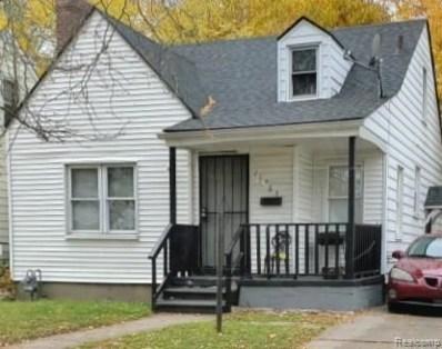 11765 Duchess St, Detroit, MI 48224 - MLS#: 219116606
