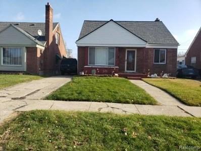 18980 Archdale Street, Detroit, MI 48235 - MLS#: 219116802
