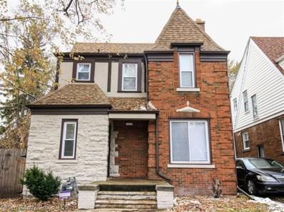 19131 Woodingham Drive, Detroit, MI 48221 - MLS#: 219117350