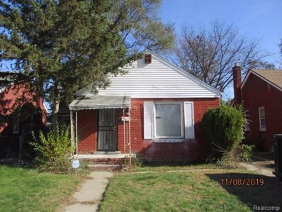 19500 Woodingham, Detroit, MI 48221 - MLS#: 219117508