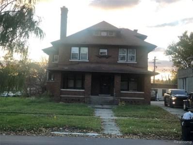 301 Grand Blvd Boulevard E, Detroit, MI 48207 - MLS#: 219117821