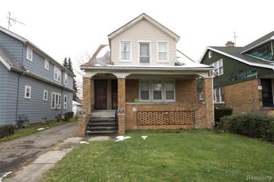 5567 Chalmers St, Detroit, MI 48213 - MLS#: 219118103