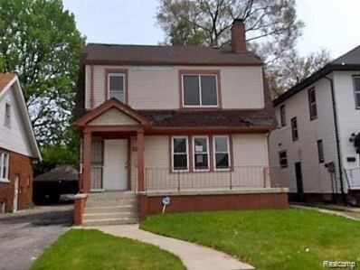 14754 Woodmont Avenue, Detroit, MI 48227 - MLS#: 219118332