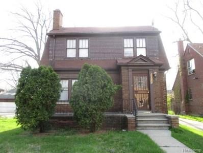 13527 Mettetal Street, Detroit, MI 48227 - MLS#: 219118622