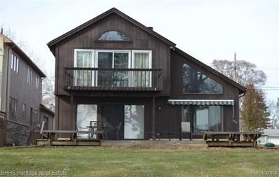 835 Laguna Drive, Wolverine Lake Vlg, MI 48390 - #: 219118670