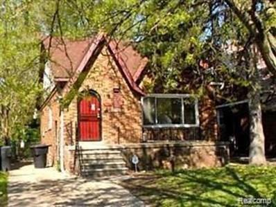 9191 Pinehurst Street, Detroit, MI 48204 - MLS#: 219118716