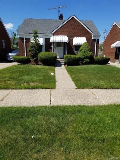16505 Bringard Drive, Detroit, MI 48205 - MLS#: 219119158