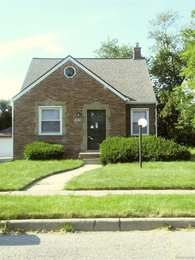 16038 Ellsworth Street, Detroit, MI 48227 - MLS#: 219119389
