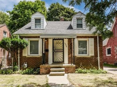16560 Avon Avenue, Detroit, MI 48219 - MLS#: 219119402