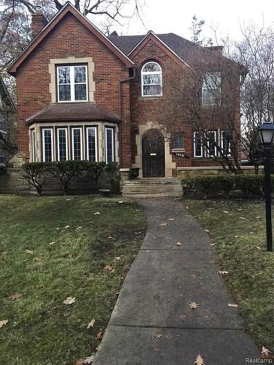 18085 Birchcrest Drive, Detroit, MI 48221 - MLS#: 219119763