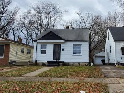 19445 Oakfield Street, Detroit, MI 48235 - MLS#: 219120027
