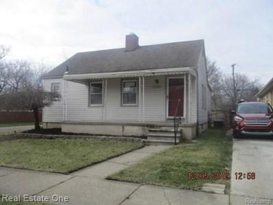 7603 Rockdale, Detroit, MI 48239 - MLS#: 219120667