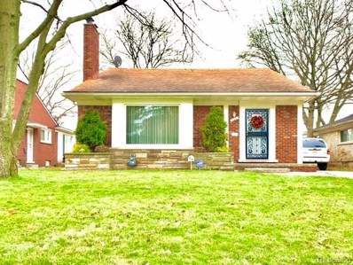 18421 Warrington Dr Street N, Detroit, MI 48221 - MLS#: 219120939