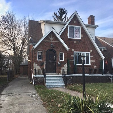 9935 Balfour, Detroit, MI 48224 - MLS#: 219121009