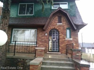 9161 Littlefield Street, Detroit, MI 48228 - MLS#: 219121030