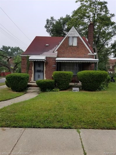 15401 Mansfield Street, Detroit, MI 48227 - MLS#: 219121238