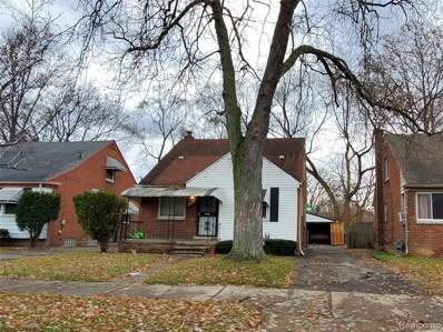 9326 Heyden Street, Detroit, MI 48228 - MLS#: 219121361