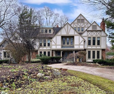 269 Chestnut Circle, Bloomfield Hills, MI 48304 - #: 219121545