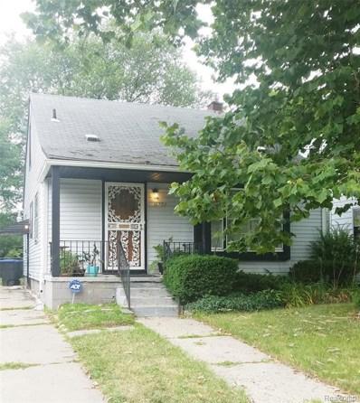 16751 Stahelin Avenue, Detroit, MI 48219 - MLS#: 219121577