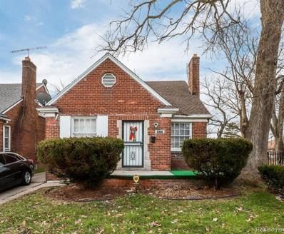 14757 Woodmont Avenue, Detroit, MI 48227 - MLS#: 219121666