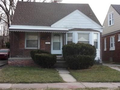 20460 Russell Street, Detroit, MI 48203 - MLS#: 219121773