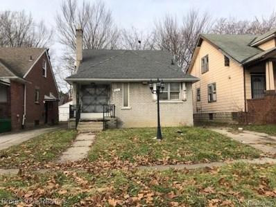 9235 Manor Street, Detroit, MI 48204 - MLS#: 219122047