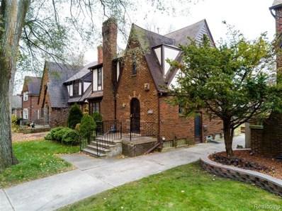 16203 Rosemont Avenue, Detroit, MI 48219 - MLS#: 219122127