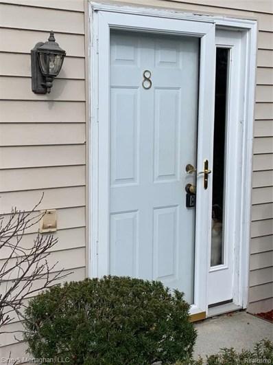 950 Bunce Avenue UNIT #A8, Marysville, MI 48040 - MLS#: 219122488