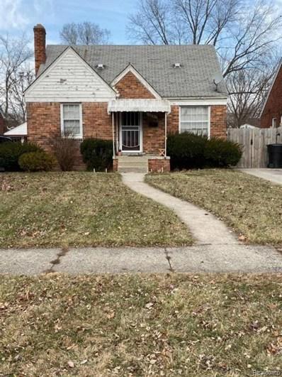15851 Manning Street, Detroit, MI 48205 - MLS#: 219123047