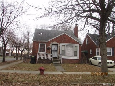 9303 Courville Street, Detroit, MI 48224 - MLS#: 219124247