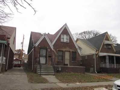9306 Bedford Street, Detroit, MI 48224 - MLS#: 219124250